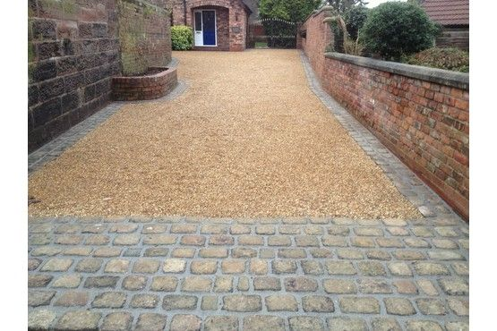 Gravel And Stone Driveway Prices In The Uk