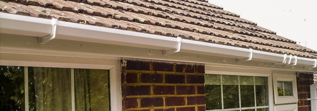 Roofline boards and gutters
