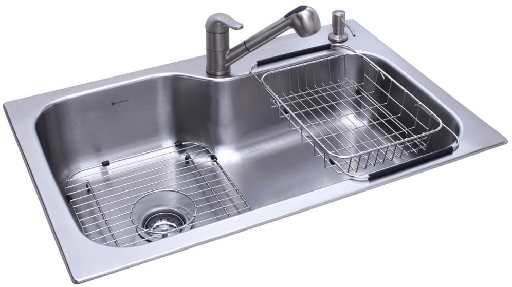 How Much Charge For Install Kitchen Sink