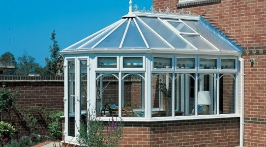 Victorian styled conservatory