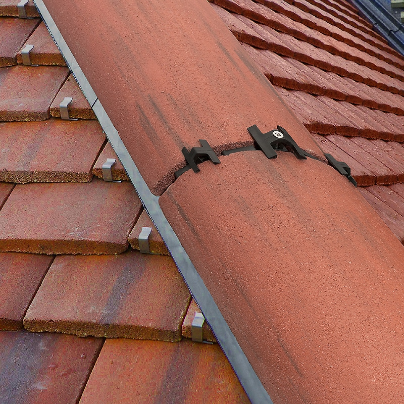 What S The Difference Between Wet And Dry Roof Fixings