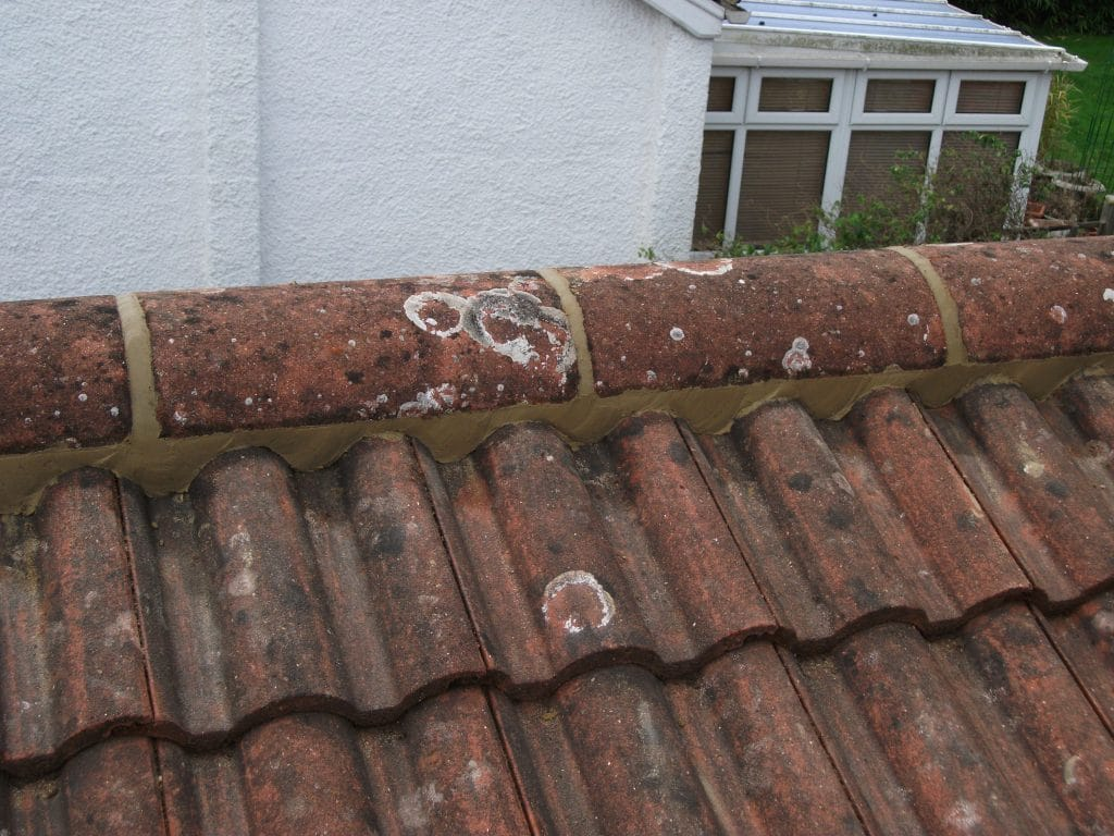 Free Roofing Photos (Roof Cement, Repairs, Mortar Work etc)
