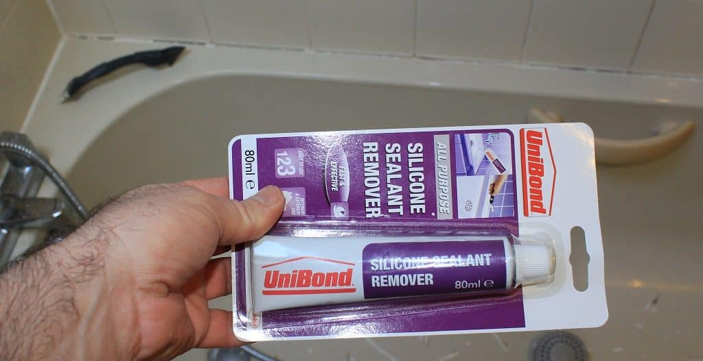 Unibond silicone removal gel