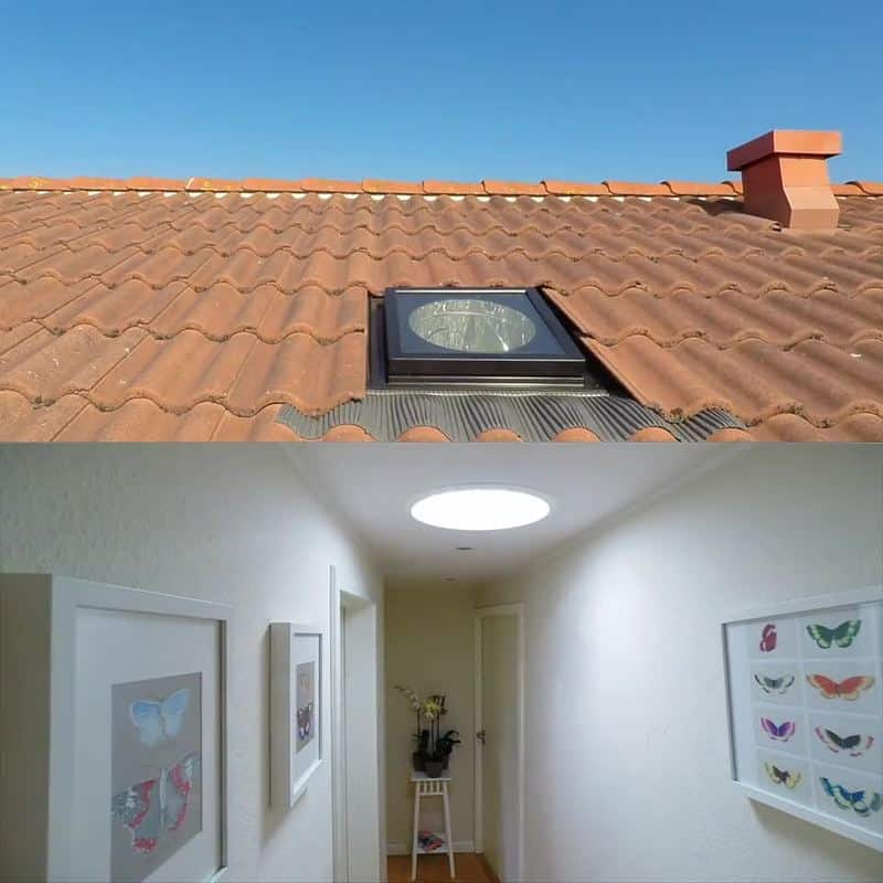 velux sun tunnel
