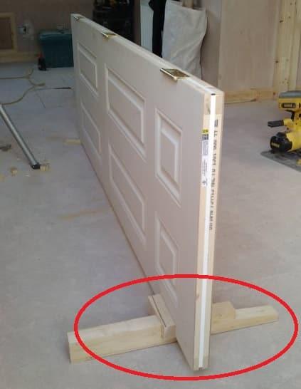 Door planing