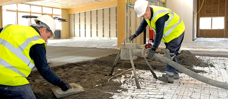 Floor Screeding Cost The Price To Lay Screed Updated 2019