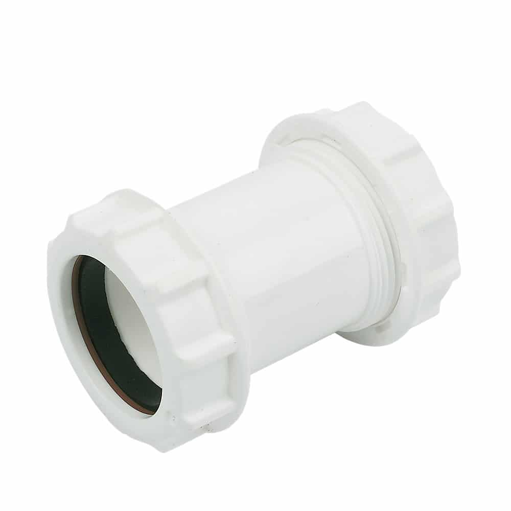 Compression coupler/join