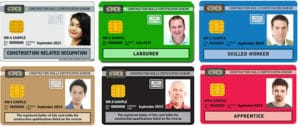 Get Your First CSCS Card