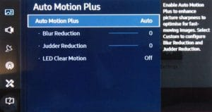 Samsung TV Screen Flickering, Juddering and Stuttering Checklist