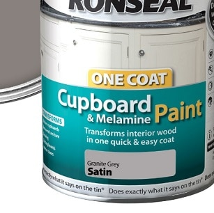 Paint tin for kitchen