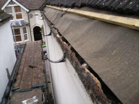 rotten fascia boards