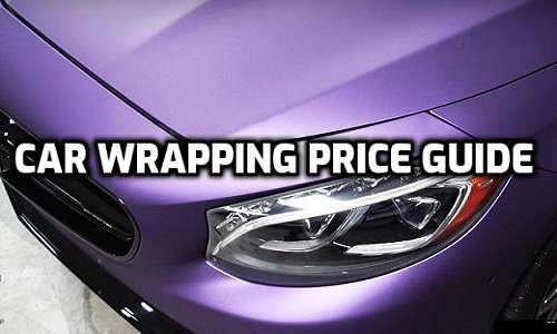 Car wrapping prices