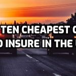 The Cheapest Cars to Insure in the UK