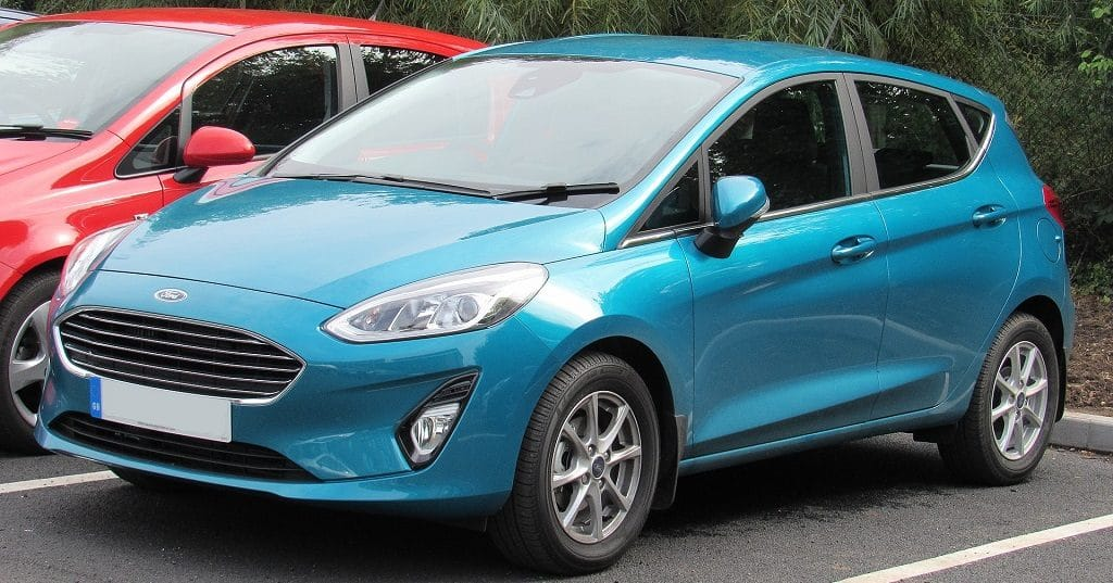 Ford fiesta UK